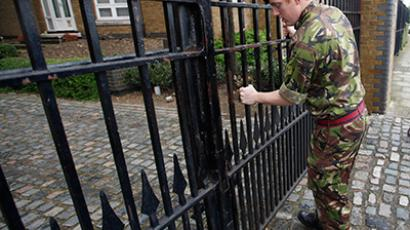 'Lethal force' at the ready: No-fly zone over London Olympics