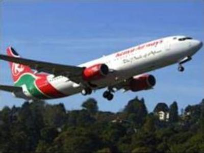 Cargo plane with 4 crew crashes into building in Kenya