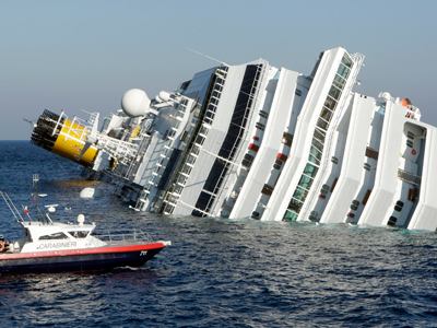 Italian cruise ship: Death toll rises to six with 17 still missing (VIDEO)
