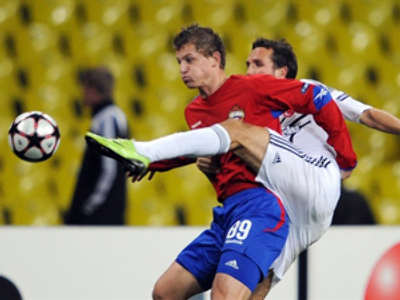 CSKA claim first Champions League win