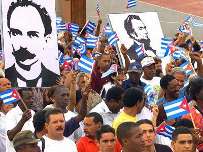 Belarus says US should end 'disgraceful' Cuba blockade