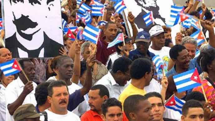 Cuba decries US theft of govt funds