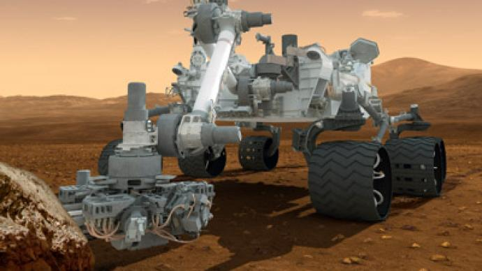 Rover ready to roll: Curiosity begins search for life on Mars