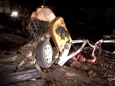 Blast kills 1, injures 8 police in North Caucasus