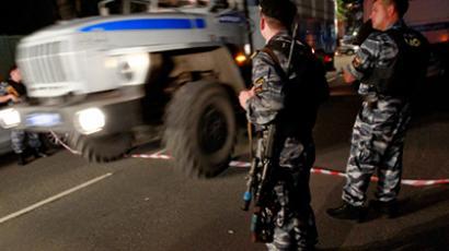 Federal troops tighten screws on Caucasus insurgents