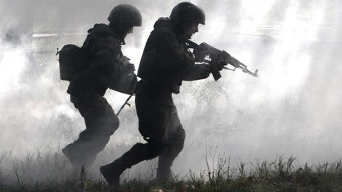 Six militants killed in special operation in North Caucasus