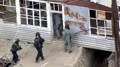Another 'death lab' destroyed in Dagestan
