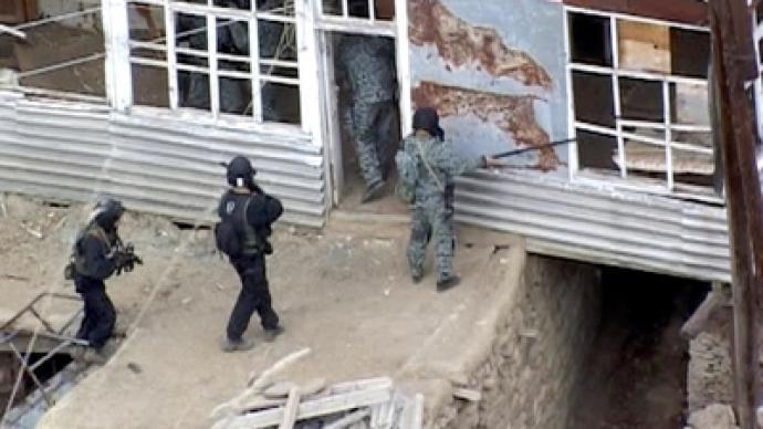 Targeting terror in Dagestan