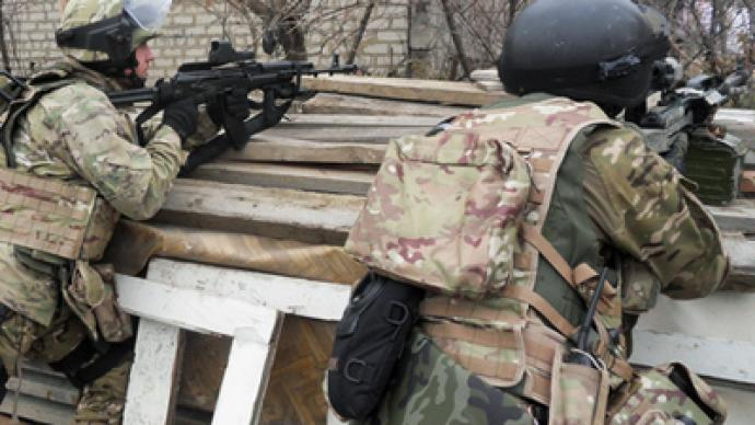 Terrorist act staved off in Dagestan