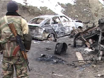 3 killed, many injured in twin terror bombing in Russia's Dagestan