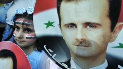 US imposes sanctions on Syrian President