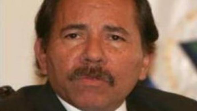 Daniel Ortega inaugurated as Nicaragua's president