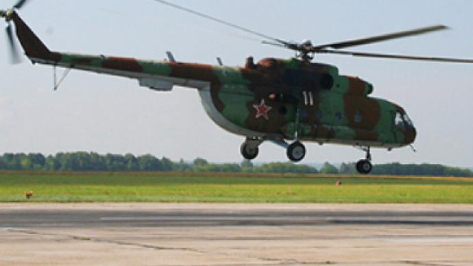 Russian pilot of hijacked helicopter in Sudan free and fine
