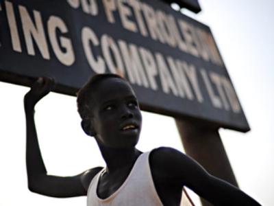 Oil+uranium=Darfur
