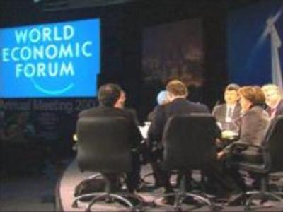 Day 4 at Davos: Russia on the agenda