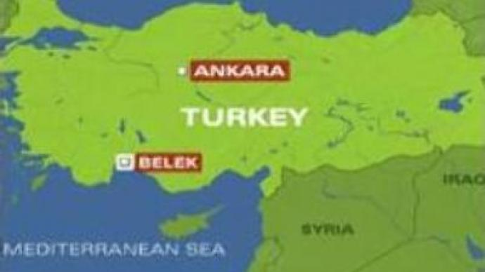 1 dead, 10 injured in Turkish gas explosion