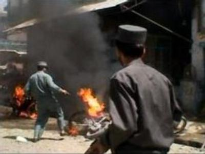 11 dead from blasts in Afghanistan