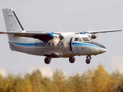 Five dead in emergency landing in Ukraine