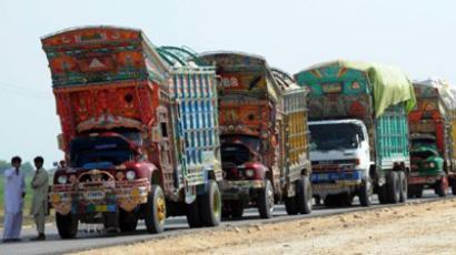 Pakistan seals border in response to NATO attack
