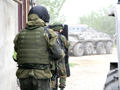 Police officers killed in anti-terror operation in Dagestan