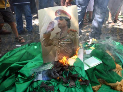 Too many powers wanted Gaddafi dead - NTC head