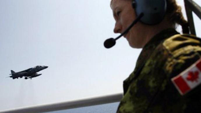 Math problems? Canadian Defense Minister 'lowballs' Libyan op spending figures