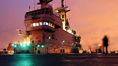 Mistral assault ships deal sealed - almost