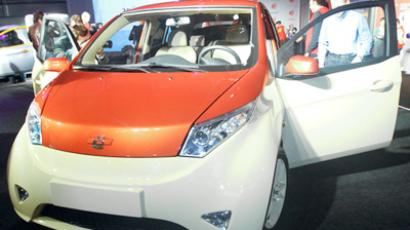 Russia's first hybrid car rescheduled again: Yo-mobil pushed back to 2015