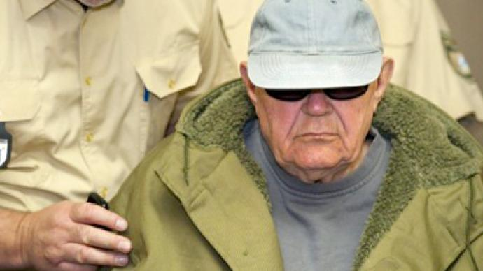 Nazi guard found guilty over mass murder released pending appeal