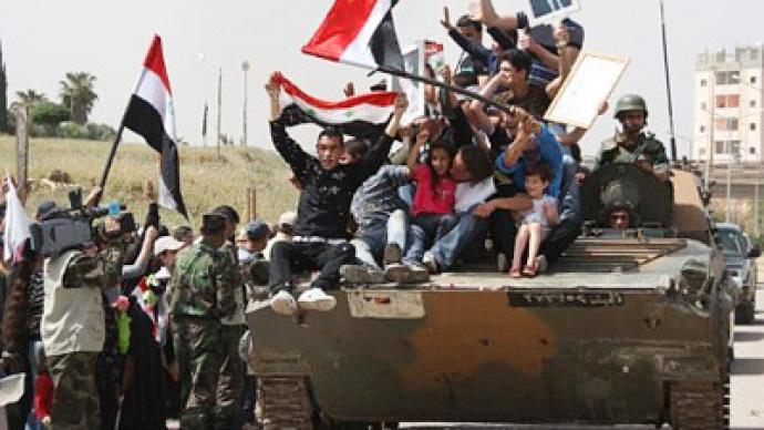 Democratic Syria could destabilize region - political analyst