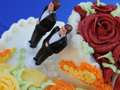 Rainbow wedding bells: Denmark allows gay marriage in church