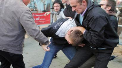 More protests on Independence Day in Belarus