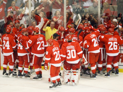 Detroit, Pittsburgh to decide Stanley Cup 2009