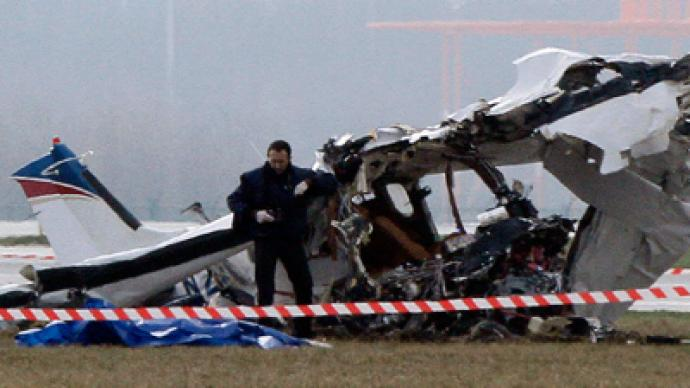 Five killed in Belgium plane crash