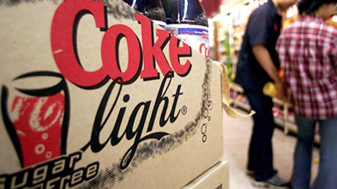 Diet drinks linked with higher depression risk – research
