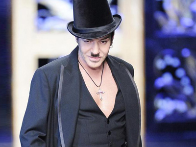 Ex-Dior John Galliano to pay tax in Russia, after officially appointed director of beauty retailer