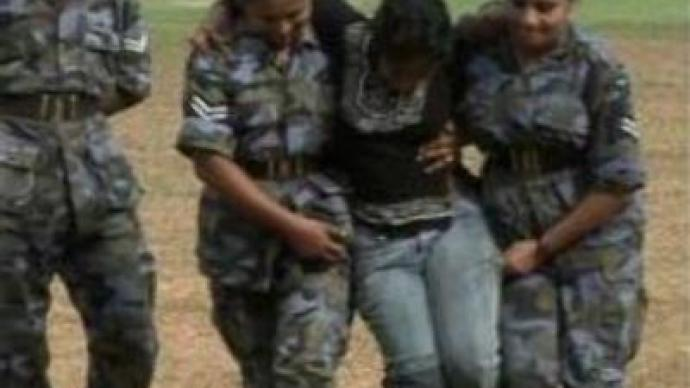 Diplomats injured in Sri Lanka