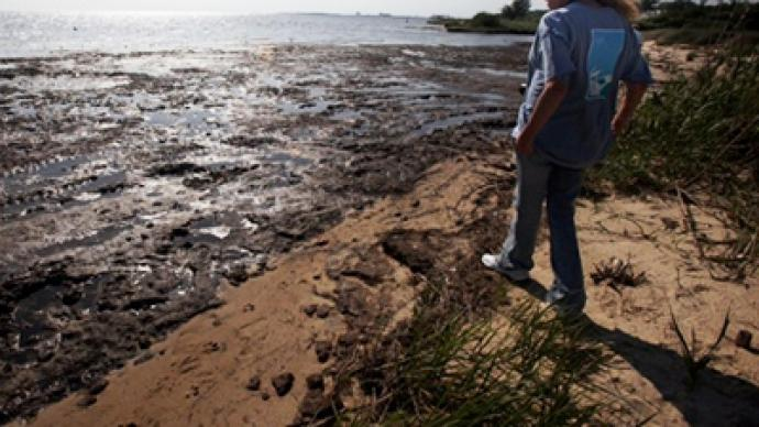 Gulf spill lingers in hearts and minds of locals