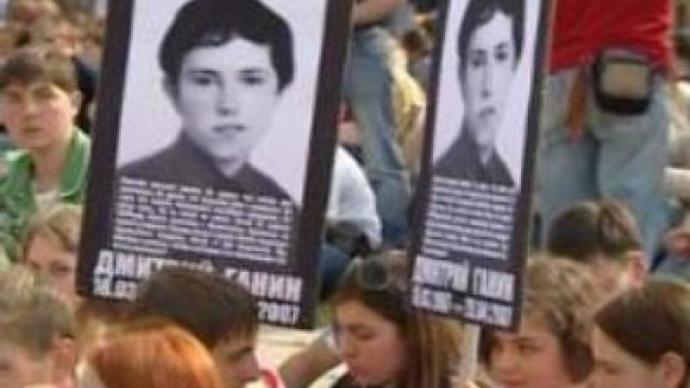 Dmitriy Ganin: patriot hero or accidental victim?