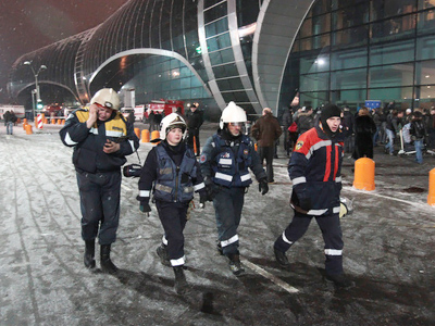 Prosecutors close in on Domodedovo blast mastermind