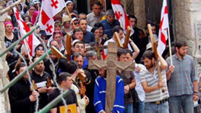 Dozens of Georgian pilgrims seek asylum in Israel