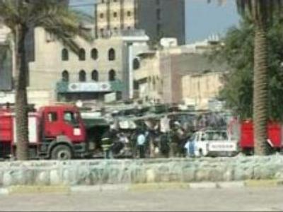 Dozens killed after three blasts in Baghdad