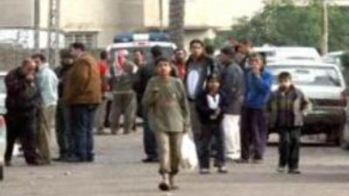 Dozens of militants shot dead in Baghdad