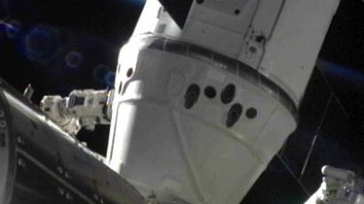 First steps: ISS's 'Robonaut' gets new legs for Easter