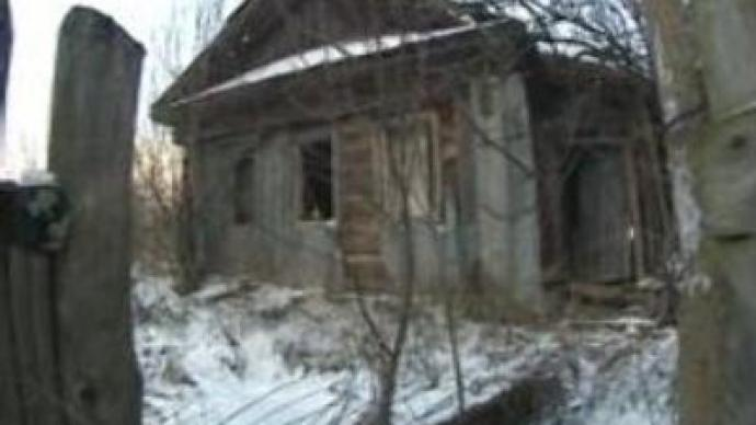 Dreams of better life turn Russian villages into ghost towns