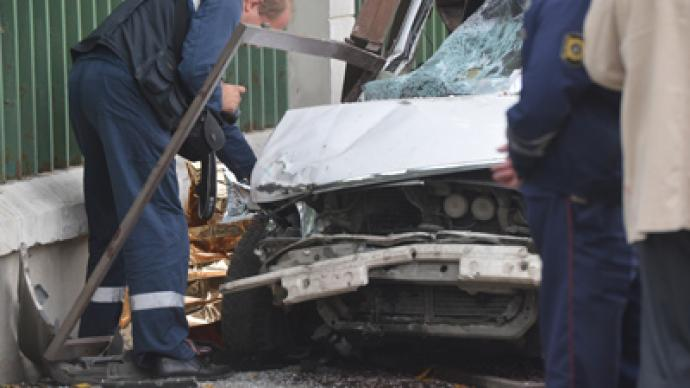 Drink driving crackdown looms after deadly Moscow crash