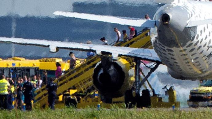 'Miscommunication' sparks plane hijack alert, Dutch F-16 scrambled