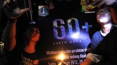 'Earth Hour' across the globe: LIVE UPDATES (PHOTOS)