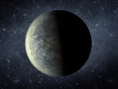 'The Godzilla of Earths!' New planet weighing 17 times greater than Earth discovered