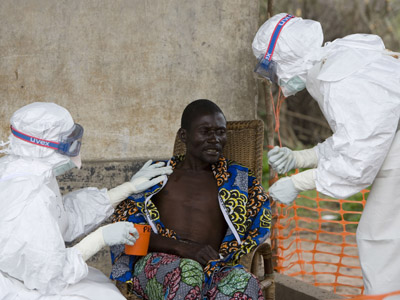 Deadly Ebola outbreak: Nine killed in DR Congo